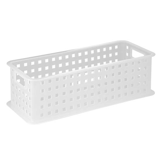 INTERDESIGN 88201 SPA LONG STACKING BASKET