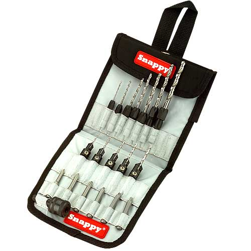 Snappy 25 Pc  Premium Drill & Drive System