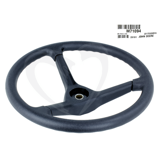 John Deere #M71094 Steering Wheel