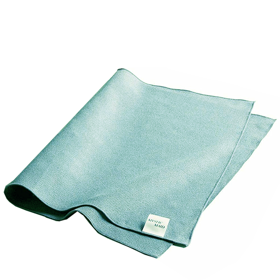 MYSTICMAID ORIGINAL MICROFIBER CLEANING CLOTH - TEAL