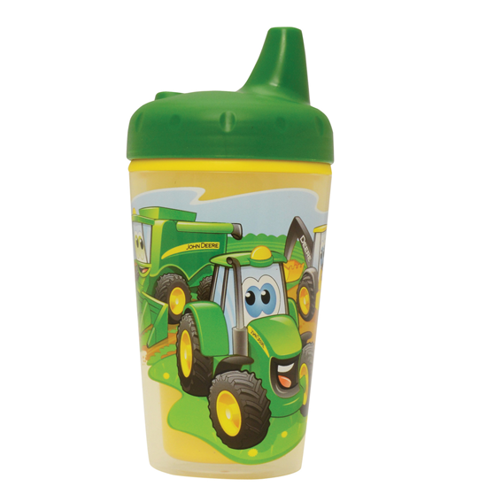 The First Years John Deere Insulated Sippy Cup - 9 oz