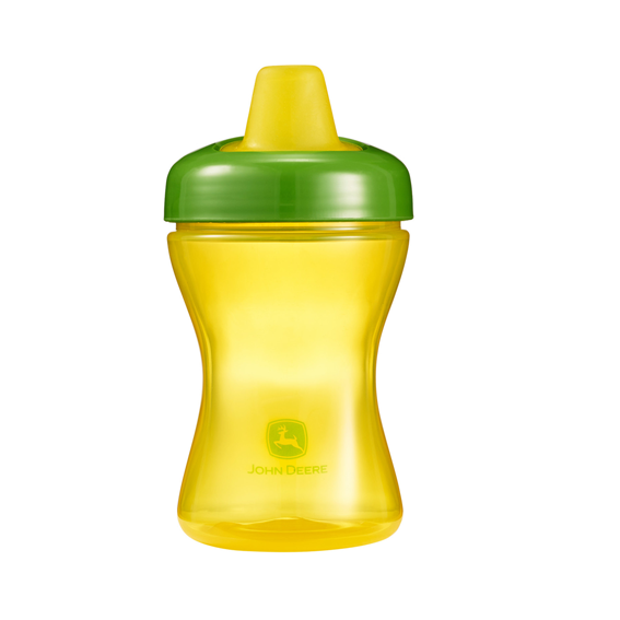 The First Years John Deere Easy Grasp Sippy Cup - 9 oz