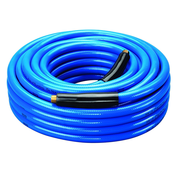 Amflo #554-50A Premium PVC Air Hose - 3/8 X 50 Ft.