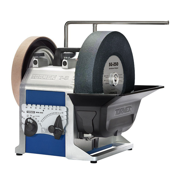 Tormek T-8 Sharpening System with Blackstone Wheel