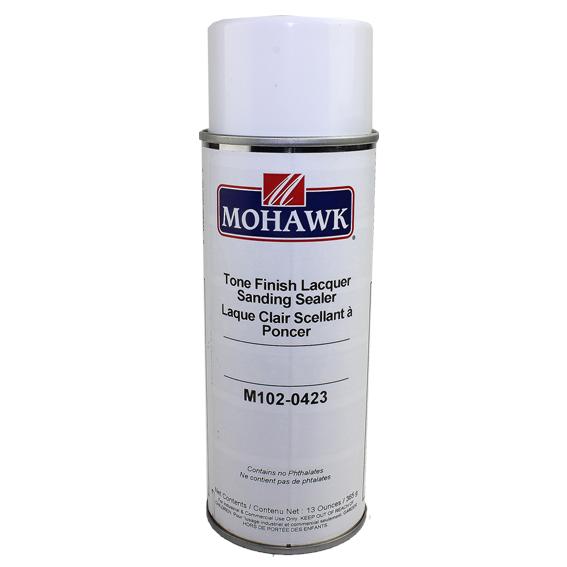 Mohawk M102-0423 Tone Finish Lacquer Sanding Sealer, 13 ounce