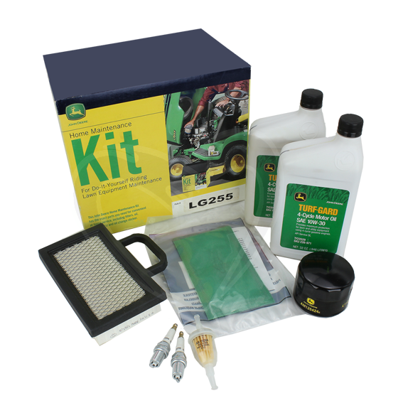 JOHN DEERE #LG255 HOME MAINTENANCE KIT FOR L120 MODELS