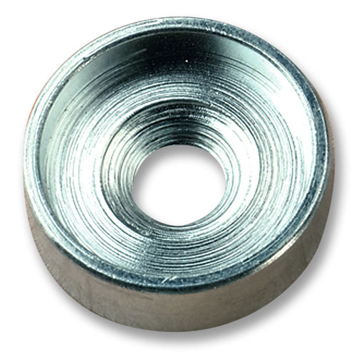 STEEL MAGNET CUP - 3/4 INCH