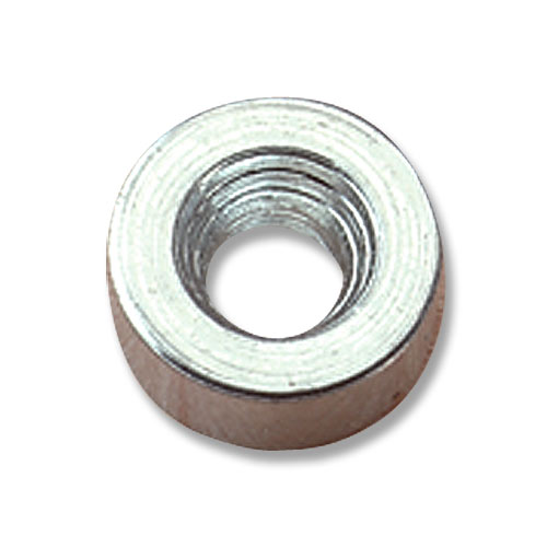 STEEL MAGNET WASHER - 1/4 INCH