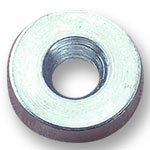 STEEL MAGNET WASHER - 3/8
