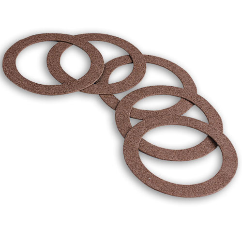 Critter Spray Gun Lid Gaskets - 5 Pk