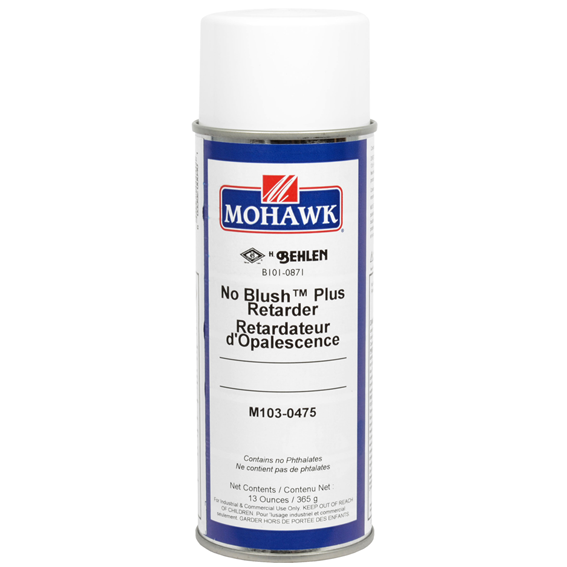 Mohawk M103-0475 No Blush Plus Retarder, 13 ounce