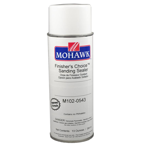 Mohawk M102-0543 Finisher's Choice Clear Sanding Sealer, 13 ounce