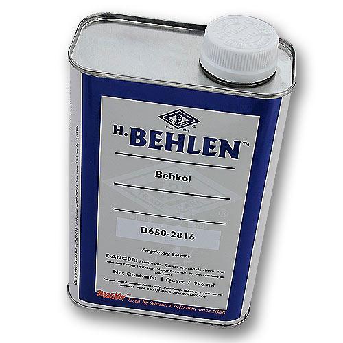 BEHLEN BEHKOL - QUART