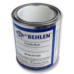 BEHLEN FINISHING RUB - PINT