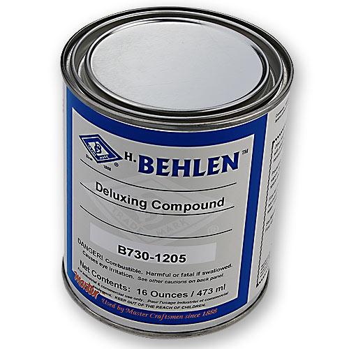 Behlen B730-1205 Deluxing Compound - Pint