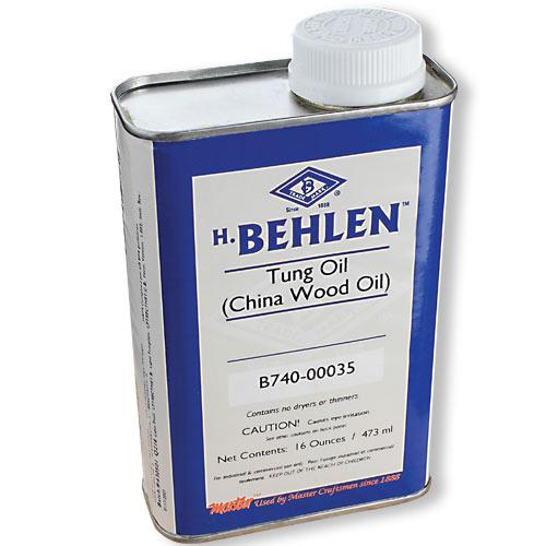 BEHLEN TUNG OIL - PINT