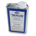 BEHLEN PARAFFIN OIL - PINT
