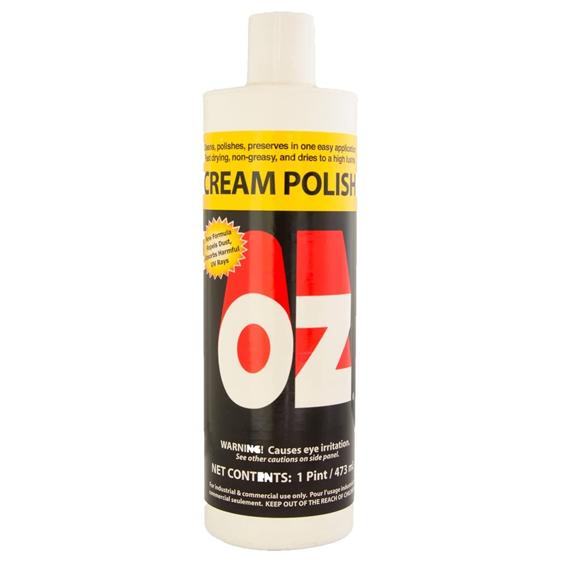 Mohawk M860-0005 OZ Cream Polish, Pint