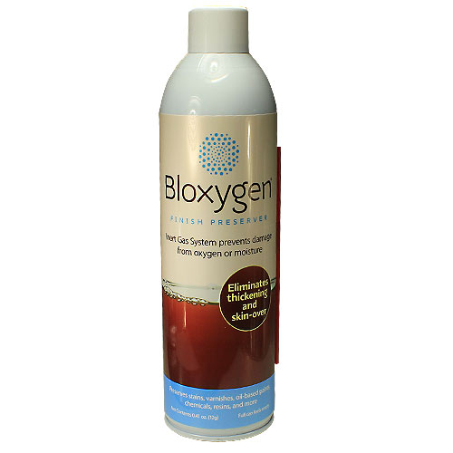 BLOXYGEN FINISH PRESERVATIVE