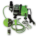Grex #GCK01 Genesis.XT Complete Airbrush & Compressor Combo Kit
