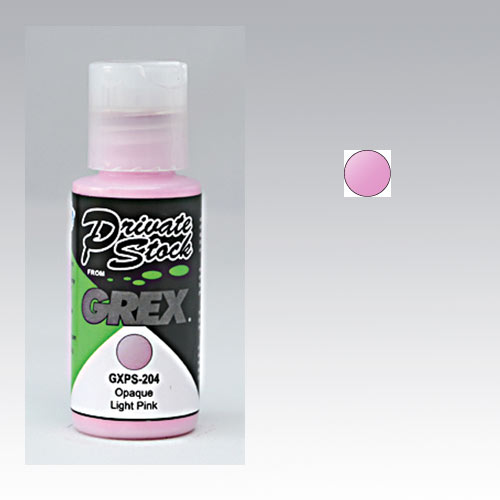 GREX PRIVATE STOCK OPAQUE LIGHT PINK