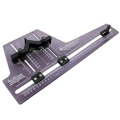 EURO-HANDLE-IT HANDLE & KNOB INSTALLATION JIG