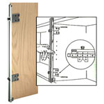 Euro Limited  Euro-Jig Concealed Hinge Installation Tool