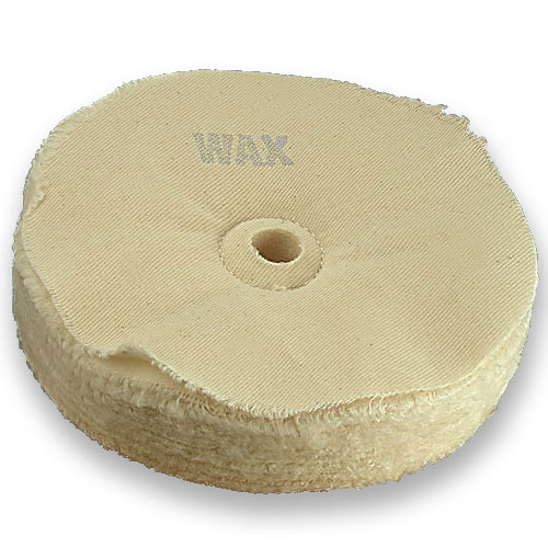 Beall 3-On Replacement Buff, Wax