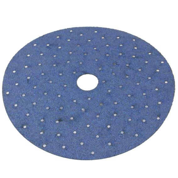 NORTON 5 INCH P120 GRIT PROSAND MULTI-AIR CYCLONIC ABRASIVE DISCS - 10 PK