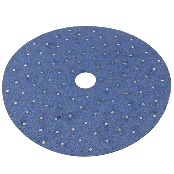 Norton 5 P80 Grit ProSand Multi-Air Cyclonic Abrasive Discs, 10 ct