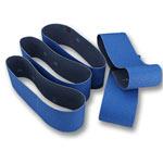 Norton ProSand BlueFire Sanding Belts - 3 X 21 X 100 Grit - 5 Pk.