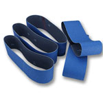 Norton ProSand BlueFire Sanding Belts - 4 X 24 X 50 Grit - 5 Pk.