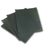 Norton SandWet Wet/Dry Sandpaper Sheets 9 X 11 X 320 Grit, 25 Pack