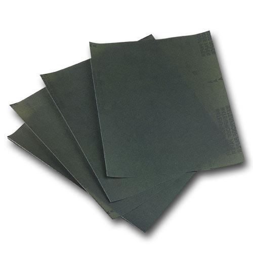 NORTON SUPER-FINE WET/DRY SANDPAPER SHEETS - 9 X 11 X 800 GRIT - 5 PK