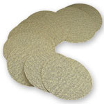Sorby Sandmaster Sanding Discs - 3 x 400 Grit