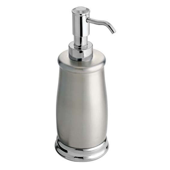 Interdesign 15380 Ashford Split Finish Soap Pump