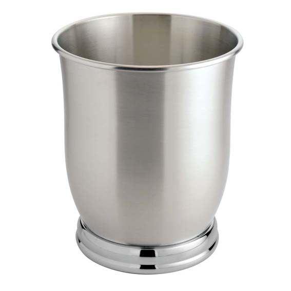 Interdesign 15480 Ashford Split Finish Trash Can