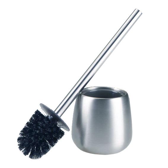 Interdesign 98810 Forma Brizo Toilet Brush & Holder - Stainless Steel