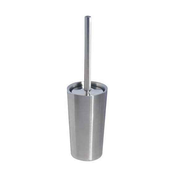 Interdesign 98600 Forma Ultra Toilet Brush & Holder - Stainless Steel