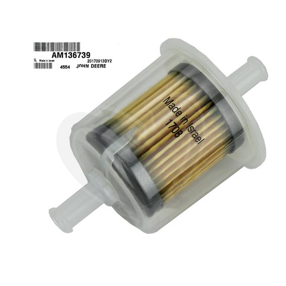John Deere #AM136739 Filter