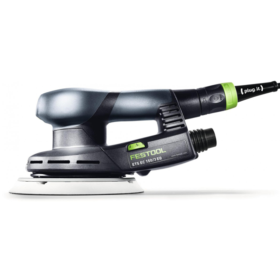 Festool 575039 Random Orbital Sander ETS EC 150/3 EQ-Plus MJ2