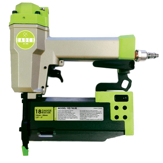 Cadex V1/21.35-SYS 5/8 to 2 18 Gauge Brad Nailer w/Systainer