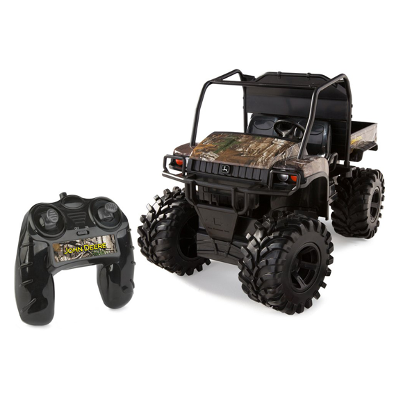 Tomy John Deere XUV Gator RC Vehicle With Realtree Edge Camouflage