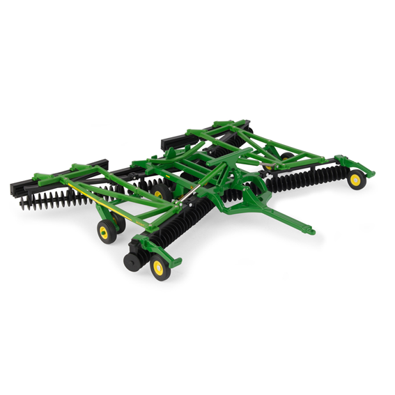 Ertl John Deere 1:32 Scale Model 2623VT Vertical Tillage Tool