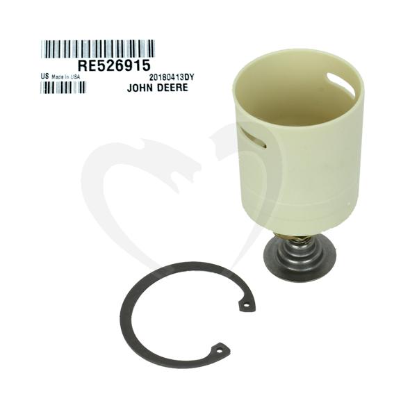 John Deere #RE526915 Thermostat