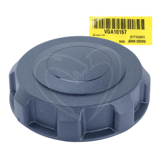 John Deere #VGA10167 Fuel Tank Filler Cap