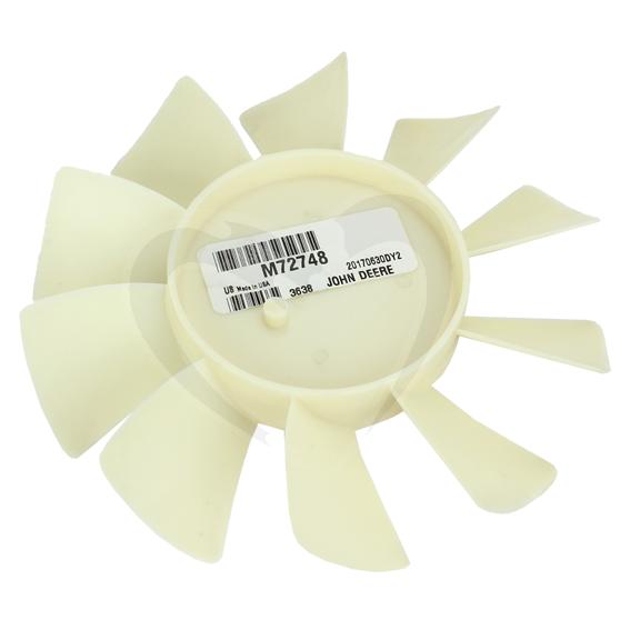John Deere #M72748 Hydrostatic Transmission Fan