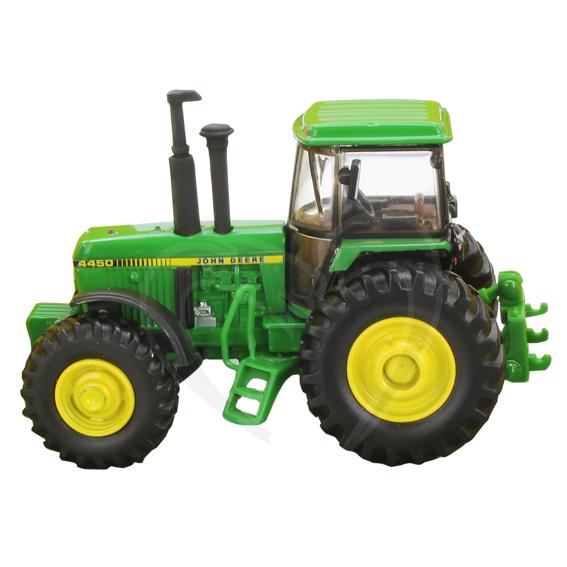 Ertl John Deere 1:64 Scale Model 4450 Tractor - Authentics #6