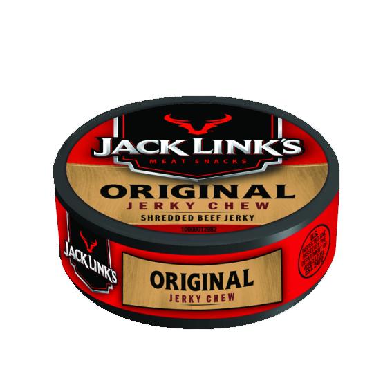 Jack Links Original Jerky Chew - 12 Pk