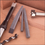 Hart Design 3 Pc  Tapered Honing Stone Kit